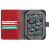Griffin Small Elan Passport Folio for Kindle/Kindle Touch / Sony Reader/ Kobo Red GB03695